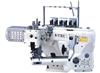 TC-6200 --直驱单/双切刀曲臂式四针六线拼缝机