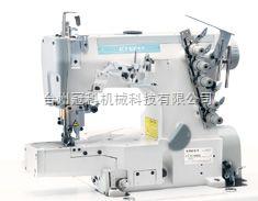 高速小方头式绷缝机